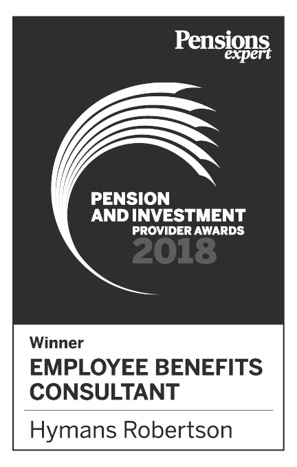 PIPA - Employee benefits consultant of the year 2018