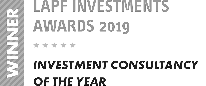 LAPF Investments Awards 2019