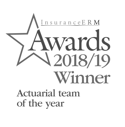 Insurance ERM Award 2018/19 - Actuarial team of the year