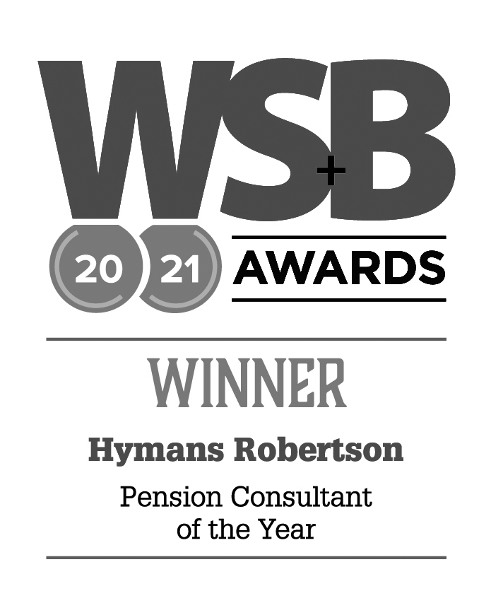 2021 WSB - Pension consultant of the year