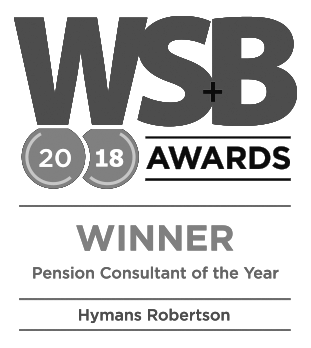 WSB - Pension consultant of the year  2018